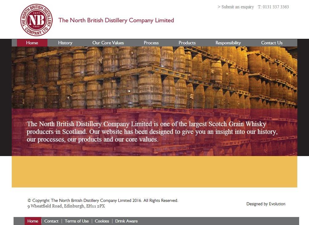 NBD homepage casks