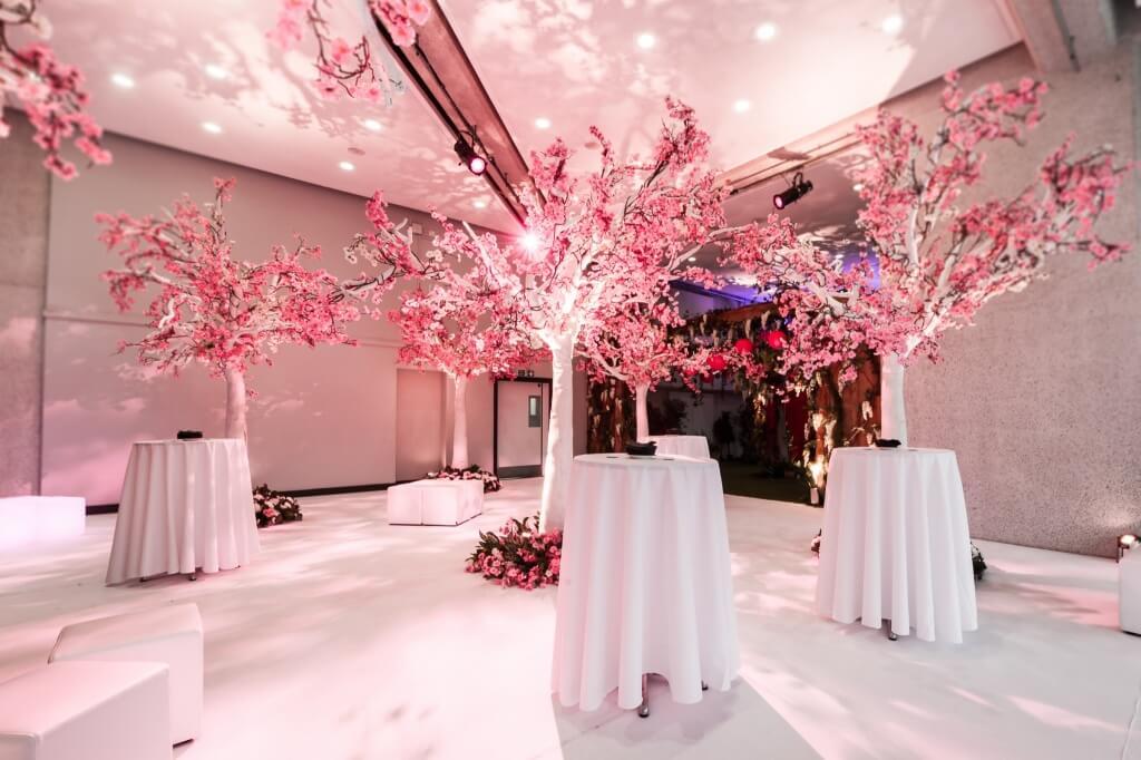 PAX cherry blossom boulevard