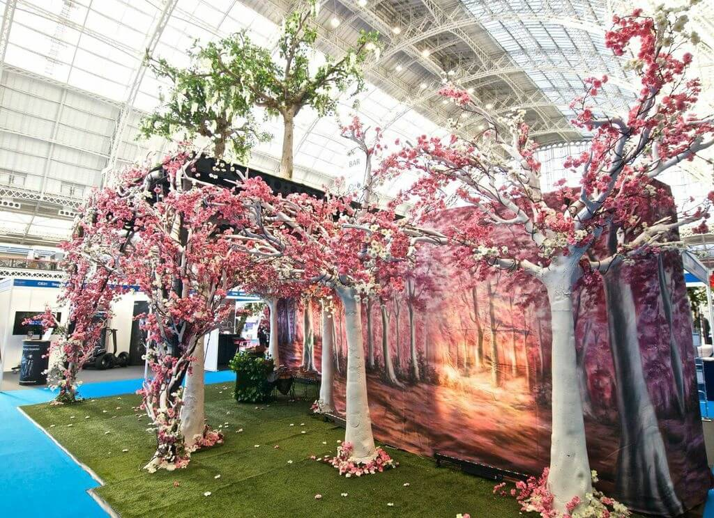 cherry blossom boulevard
