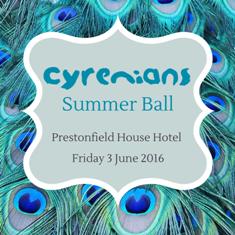 Cyrenians Summer Ball