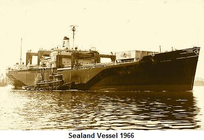 Sealand vessel 1966