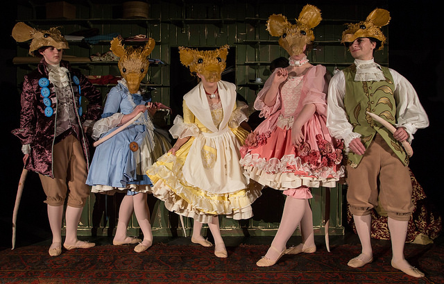Tailor Mice 5 group