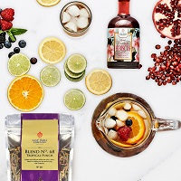 Blend 68 & Hibiscus Cordial no text