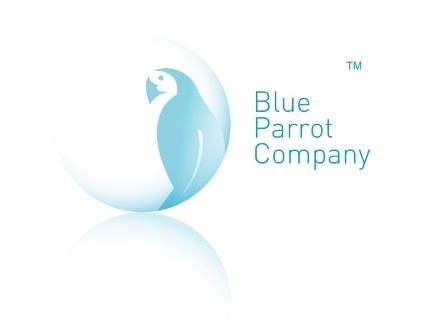 Blue Parrot Company (Logo)