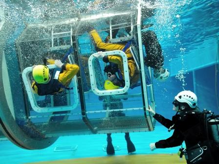 Falck - Underwater