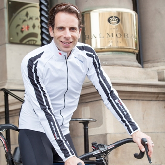 Mark Beaumont for Rocco Forte Nourish - Exterior profile - square