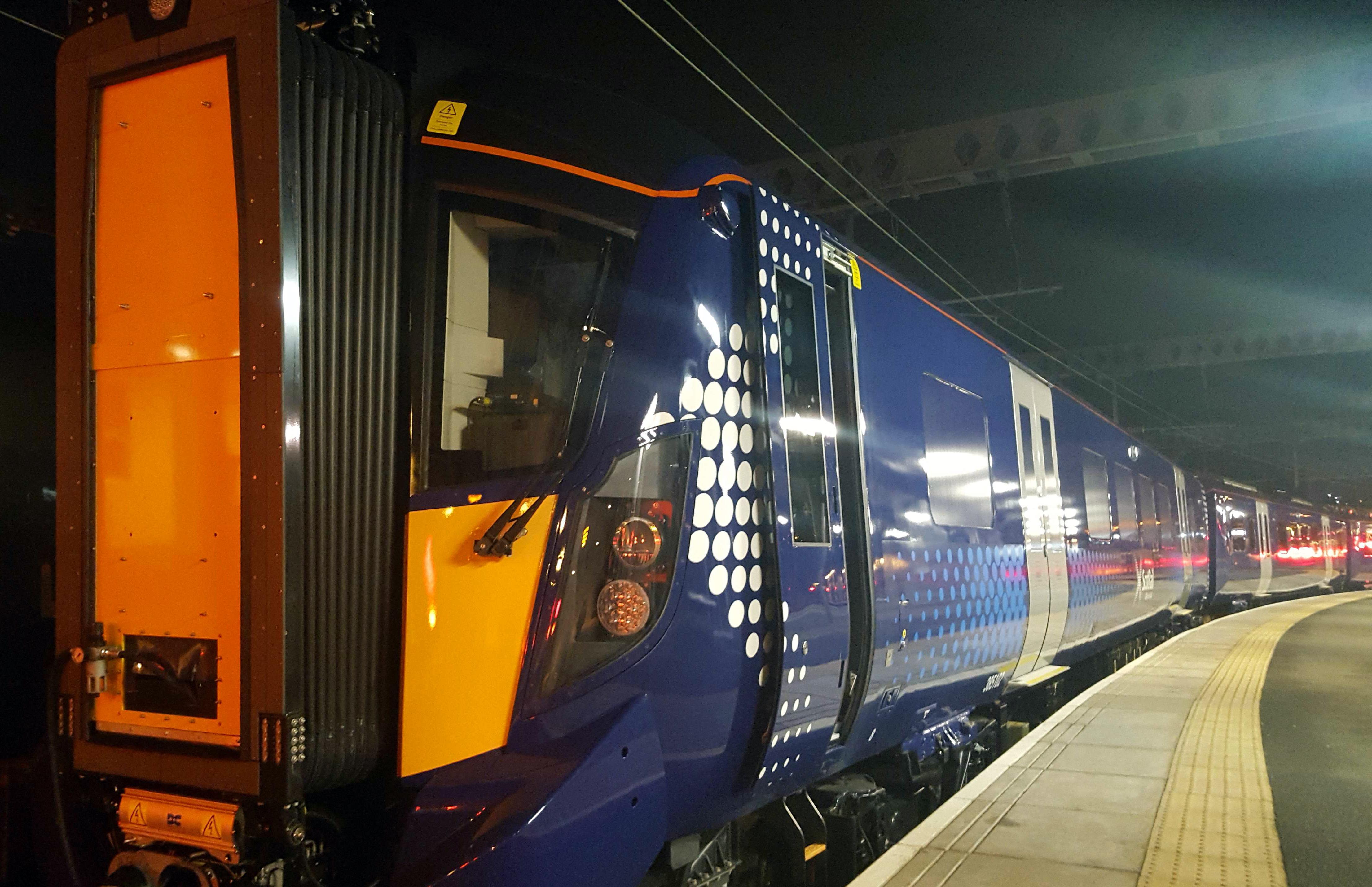 Class 385102 T2