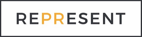 REPRESENT (previously O'Leary PR) logo