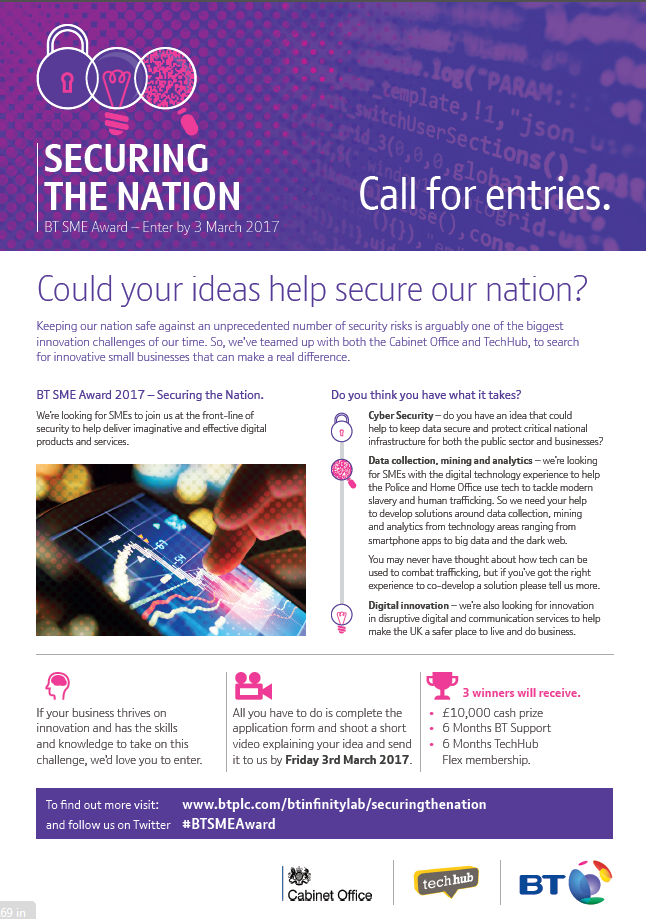 securing the nation