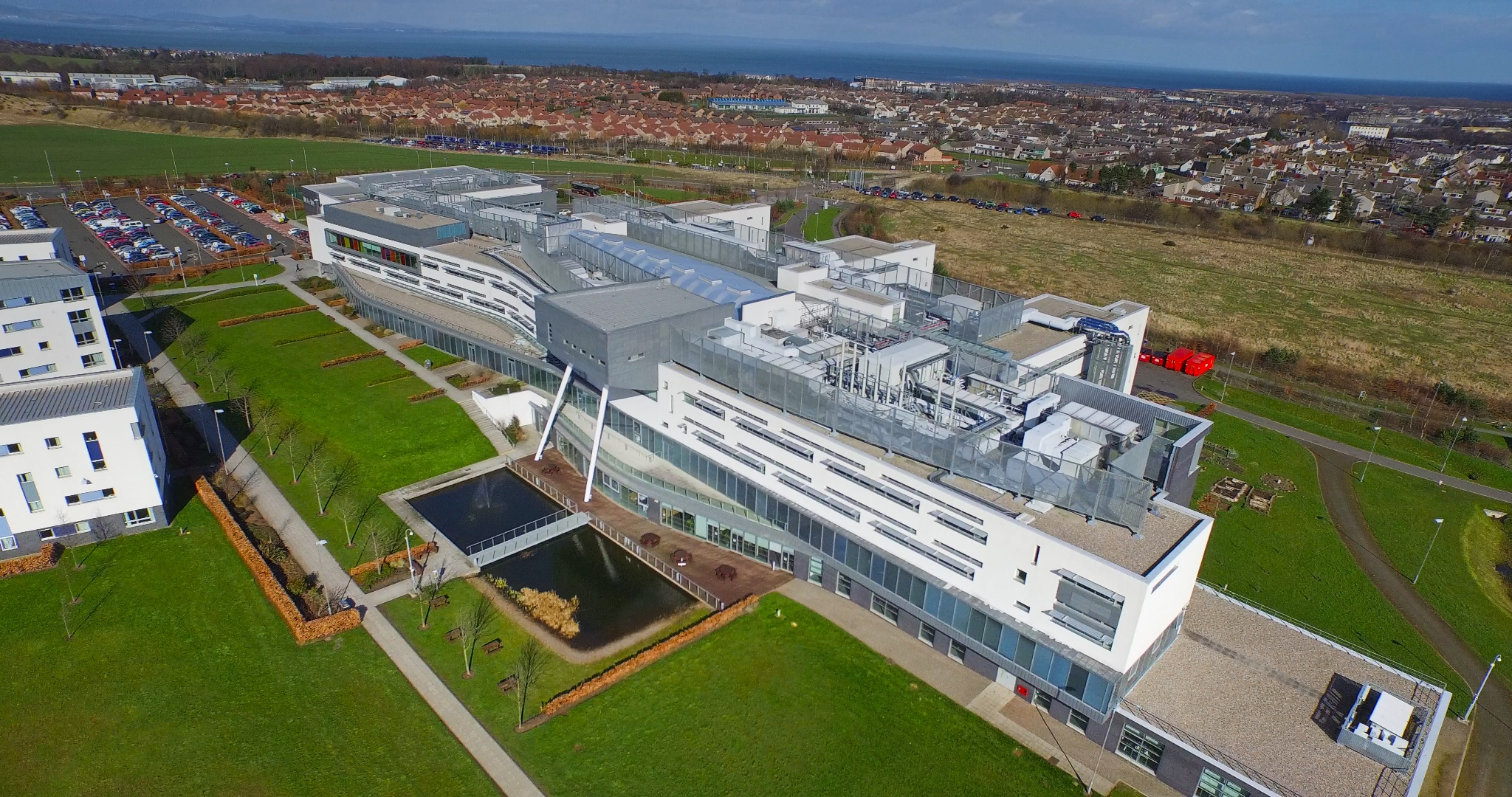 QMU from the Air