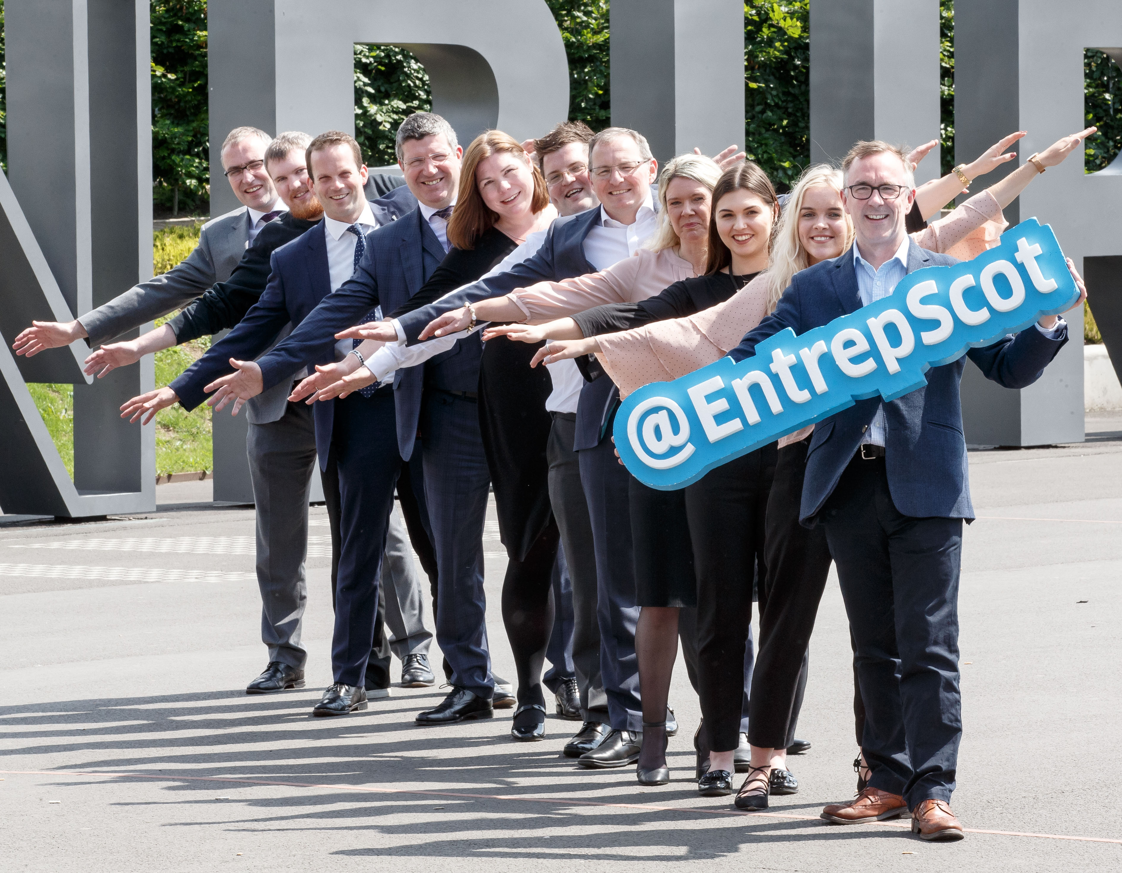 FREE PICTURES :  Entrepreneurial Scotland at Edinburgh Airport. Picture Robert Perry 2017 Please credit photo to Robert Perry Image is free to use in connection with the promotion of the above company or organisation. 'Permissions for ALL other uses need to be sought and payment make be required. Note to Editors:  This image is free to be used editorially in the promotion of the above company or organisation.  Without prejudice ALL other licences without prior consent will be deemed a breach of copyright under the 1988. Copyright Design and Patents Act  and will be subject to payment or legal action, where appropriate. www.robertperry.co.uk NB -This image is not to be distributed without the prior consent of the copyright holder. in using this image you agree to abide by terms and conditions as stated in this caption. All monies payable to Robert Perry (PLEASE DO NOT REMOVE THIS CAPTION) This image is intended for Editorial use (e.g. news). Any commercial or promotional use requires additional clearance.  Copyright 2016 All rights protected. first use only contact details Robert Perry      07702 631 477 robertperryphotos@gmail.com         Robert Perry reserves the right to pursue unauthorised use of this image . If you violate my intellectual property you may be liable for  damages, loss of income, and profits you derive from the use of this image.