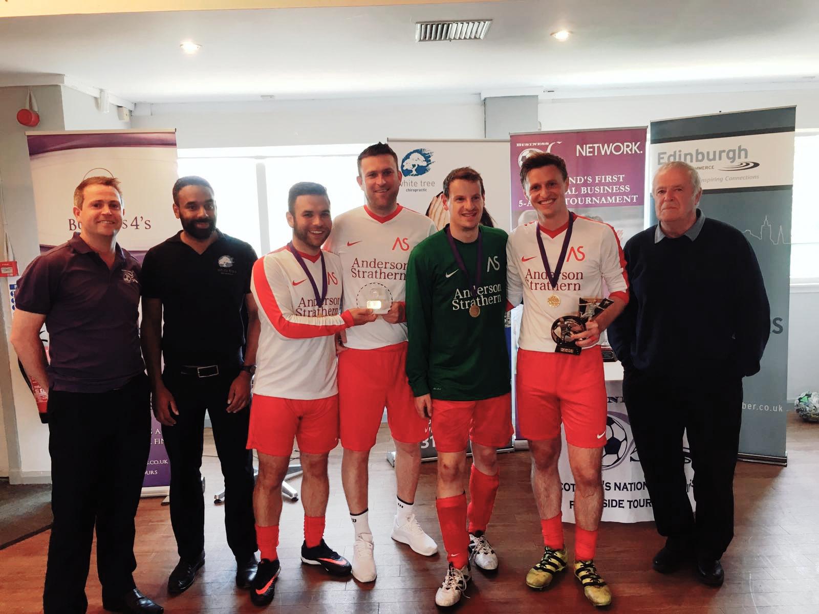 Anderson Strathern Winners