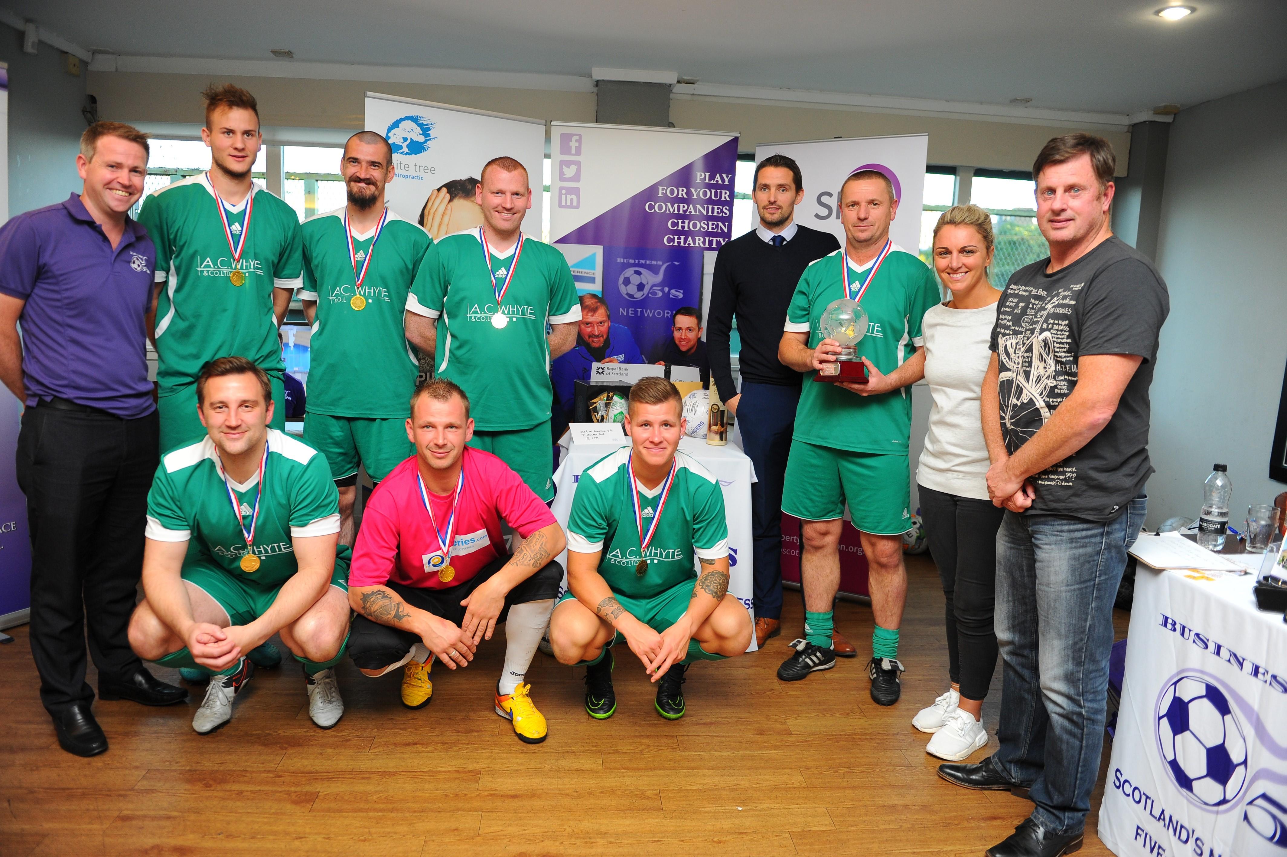 A.C. Whyte & Co. Ltd winners