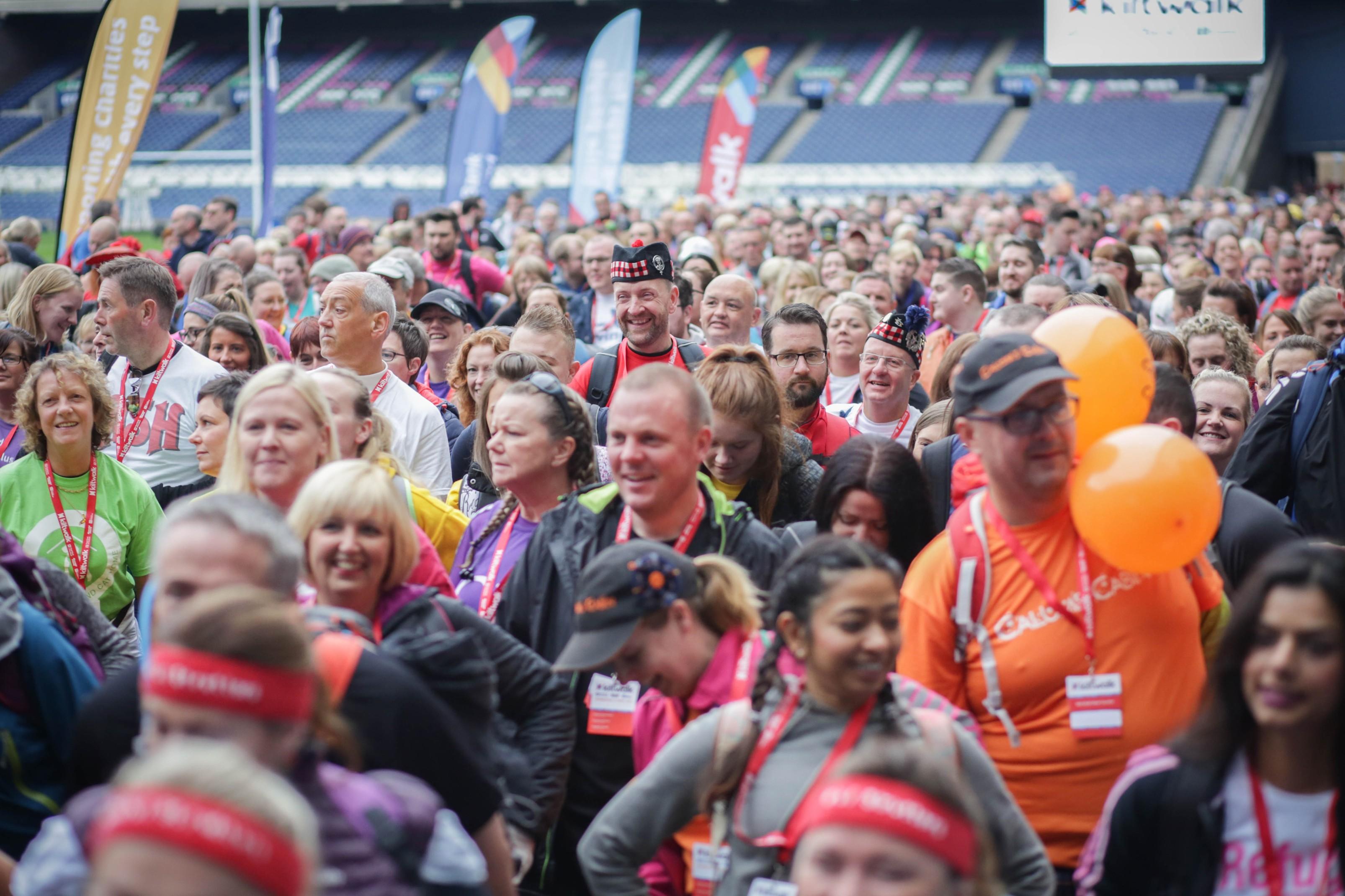 Edinburgh RBS Kiltwalk 2017 (8)