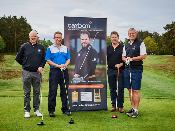 Carbon - Bill McLaren Golf Day at Blairgowrie Golf Club. photographer Fraser Band     07984 163 256 www.fraserband.co.uk