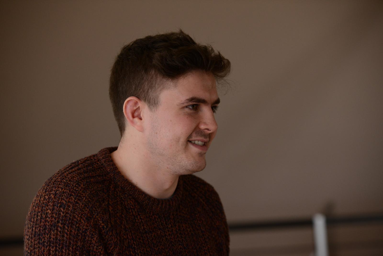 Dylan Groat - Editor