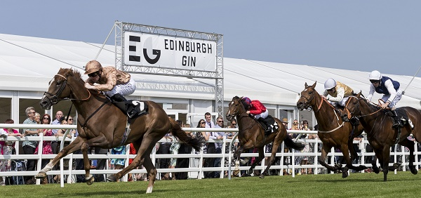 The Edinburgh Cup Raceday sponsored by Edinburgh Gin at Musselburgh Racecourse 4 June 2016
