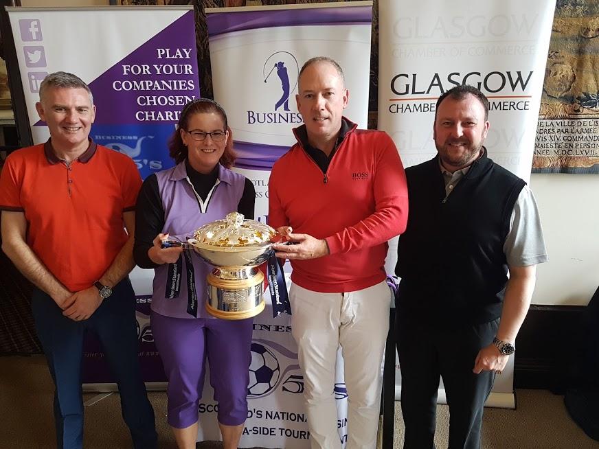 Insider.co.uk Team with Scottish Open