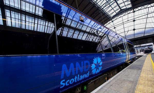12/06/18 - 18061204 - SCOTRAIL  QUEEN STREET STATION - GLASGOW  MND Scotland Branding.