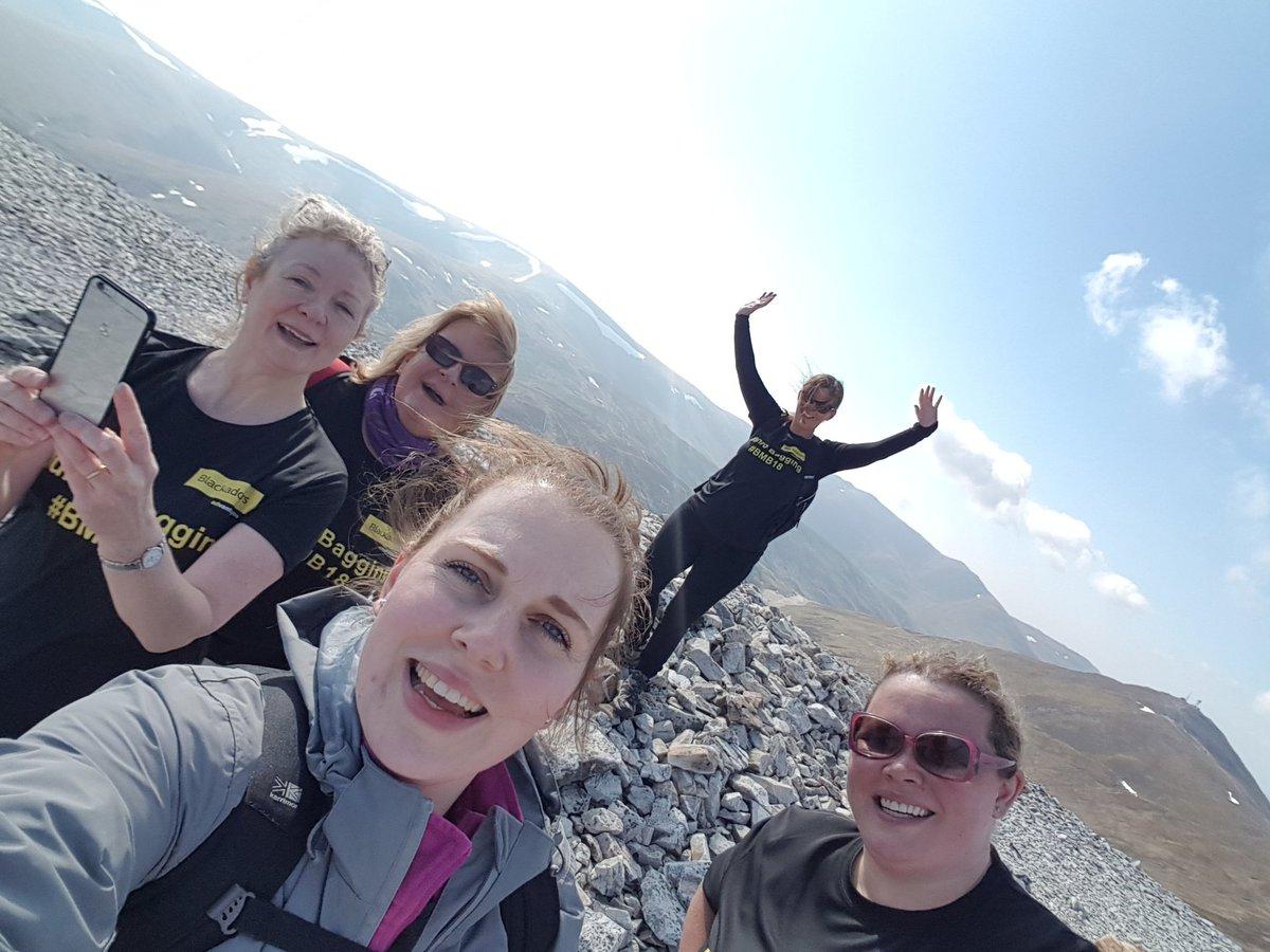 Cairnwell Munros Team
