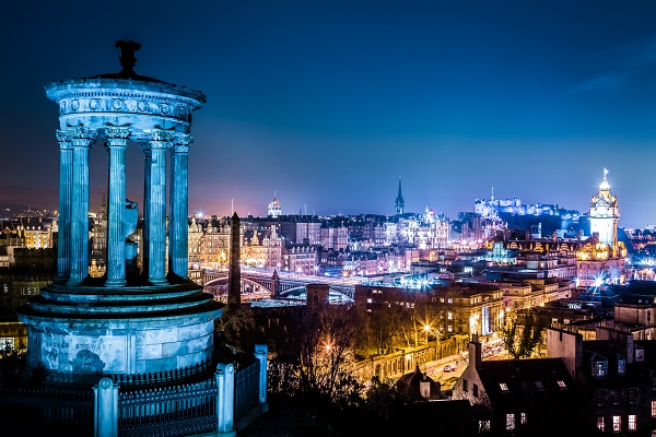 Edinburgh City Image