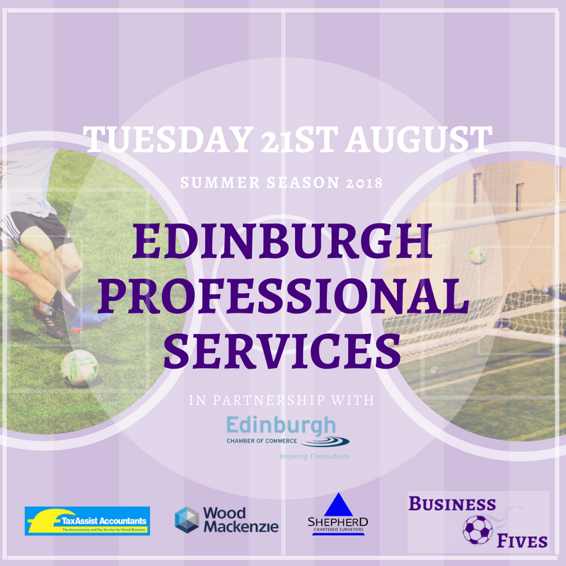 Edinburgh Professional Services Event
